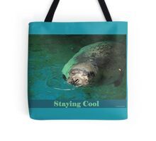 Staying Cool Tote Bag