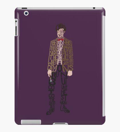 Demons Run iPad Case/Skin