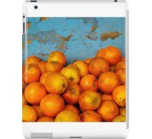 Naranjas iPad Case/Skin