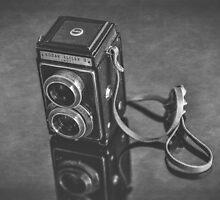 Kodak Reflex II by RandyDavidson