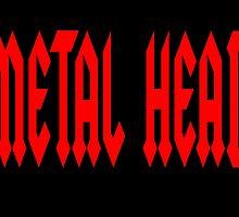 METAL HEAD by JamesChetwald