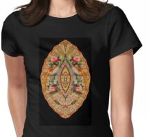 ripple  Womens Fitted T-Shirt