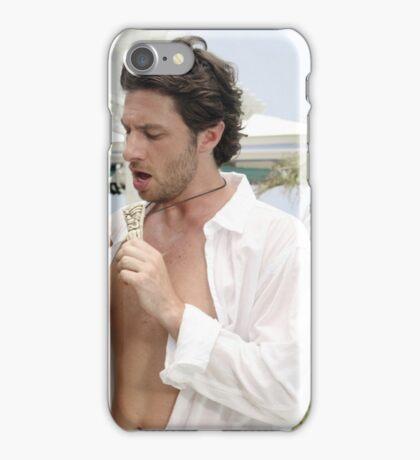 J.D. Matching Tiki Case iPhone Case/Skin