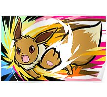 Eevee | Double-Edge Poster
