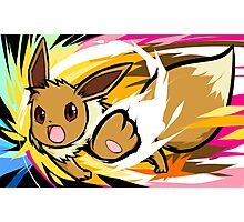 Eevee | Double-Edge Photographic Print