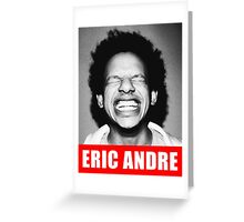 eric andre Greeting Card