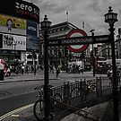 Piccadilly Circus London by liberthine01