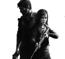 Last of Us remastered no black background by MissyLysi