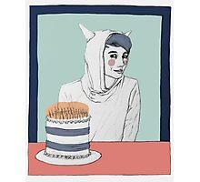 Cake Day 25 Photographic Print