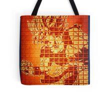 Super Saiyan Goku typographtee Tote Bag