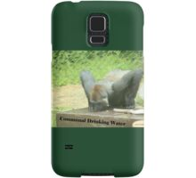 Communal Drinking Water Samsung Galaxy Case/Skin
