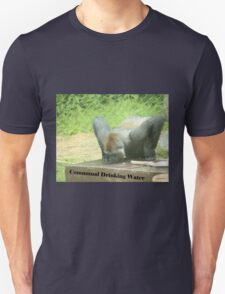 Communal Drinking Water T-Shirt