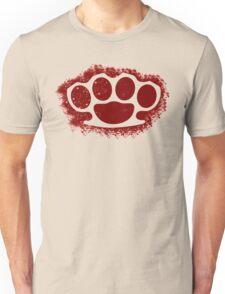 Brush Knuckle  Unisex T-Shirt