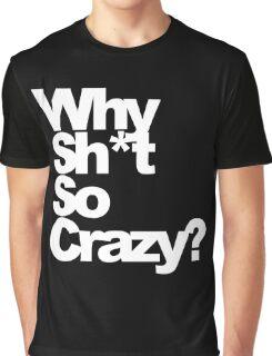 REGGIE WATTS Graphic T-Shirt