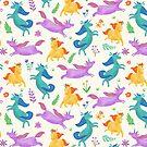 Unicorn Dreams by jecamartinez