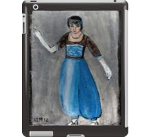 Modeling Her New Harem Outfit iPad Case/Skin