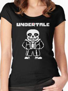 Undertale VI Women's Fitted Scoop T-Shirt