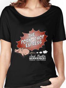Jack Burton Trucking express Chop Women's Relaxed Fit T-Shirt