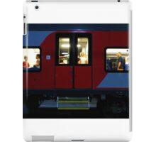 Last Train from Adler iPad Case/Skin
