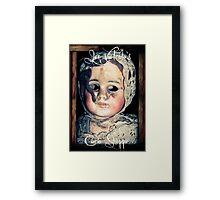 Jen Victrola's Curio Shoppe Goodies Framed Print