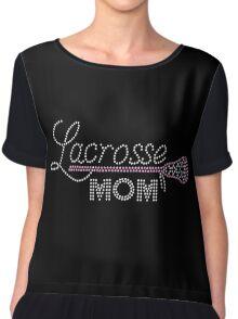 Lacrosse Mom Chiffon Top