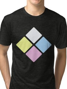 The Diamond Authority - Steven Universe Tri-blend T-Shirt