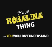 It's A ROSALINA thing, you wouldn't understand !! by satro
