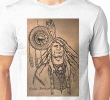 COZME DUARTE Proud Bear, Native Actor Unisex T-Shirt