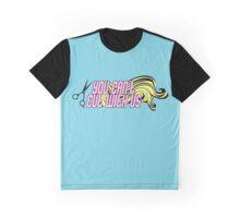 Beauty School Dropout Graphic T-Shirt