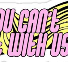Beauty School Dropout Sticker