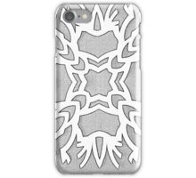 "Schneeflocke ""Scratchy""  iPhone Case/Skin"