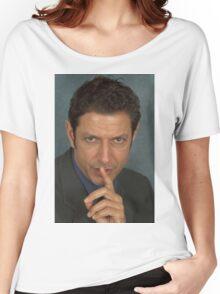 Jeff Goldblum Women's Relaxed Fit T-Shirt