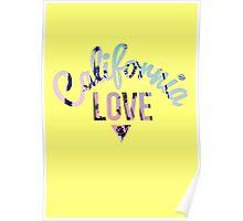 California Love Poster