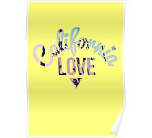 California Love Poster