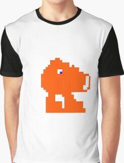 Q-Bert Graphic T-Shirt