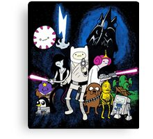 Adventure Wars - V2 Canvas Print