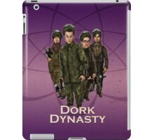 Dork Dynasty iPad Case/Skin