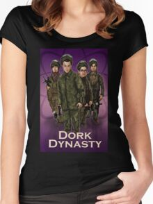 Dork Dynasty Women's Fitted Scoop T-Shirt