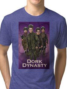 Dork Dynasty Tri-blend T-Shirt