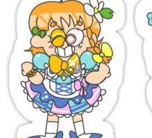 Aqours 2nd Years: Kimi no Kokoro wa Kagayaiteru kai? Sticker