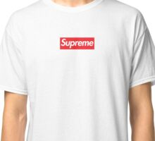 Supreme Shirt, Stickers and Tote bag Classic T-Shirt