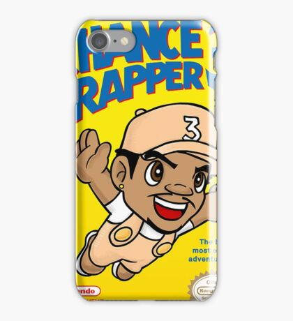 Chance 3 x Super Mario World 3 Mashup iPhone Case/Skin