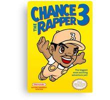 Chance 3 x Super Mario World 3 Mashup Canvas Print