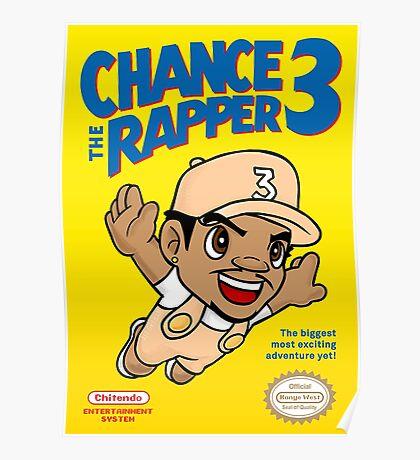 Chance 3 x Super Mario World 3 Mashup Poster