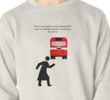 Bus Driver Pullover