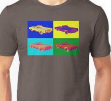 1975 Cadillac El Dorado Convertible Pop Art Unisex T-Shirt