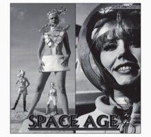 Space Age Girls  by maleak123456