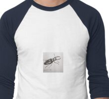 Staghorn beetle Men's Baseball ¾ T-Shirt