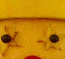 The Veggies, Princess Melonie Sticker