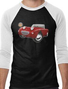 Austin Healey Sprite mark 1 red Men's Baseball ¾ T-Shirt